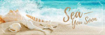 Summer vacation Ad