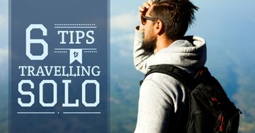 Tips to travelling solo