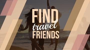 Find travel friends
