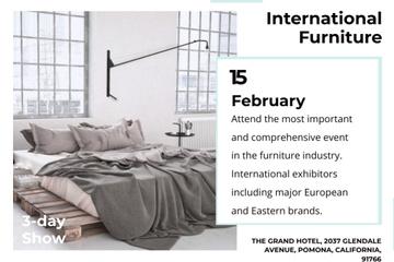 International furniture show