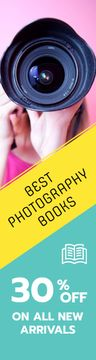 Best photography books banner