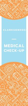 Medical check-up banner
