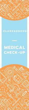 Medical check-up banner