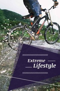 extreme lifestyle poster