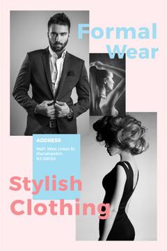 Formal wear store