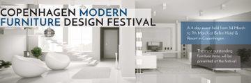Furniture Design Festival Modern White Room