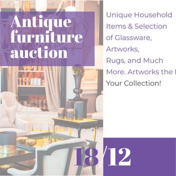 Antique Furniture Auction