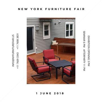 New York Furniture Fair announcement