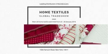 Home textiles global tradeshow