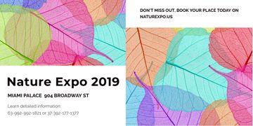 Nature Expo Announcement