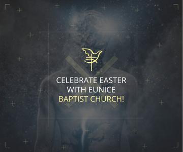 Easter in Baptist Church