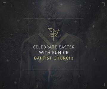 Easter in Baptist Church