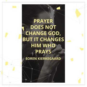 Religion Citation about Prayer