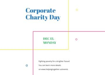 Corporate Charity Day