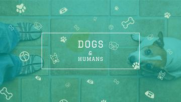 Dogs & Humans poster