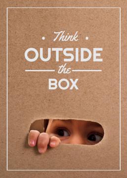 Children Creative Thinking Concept