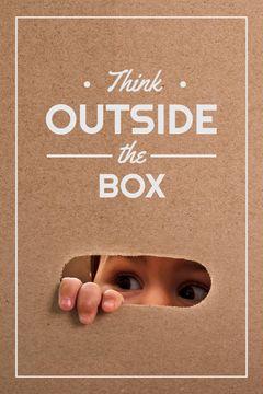 Children Creative Thinking Quote