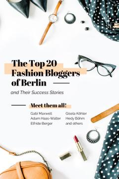 Meeting of fashion bloggers