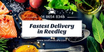 fastest food delivery banner