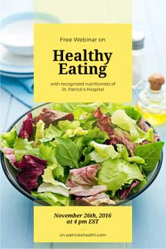 Free webinar of healthy eating