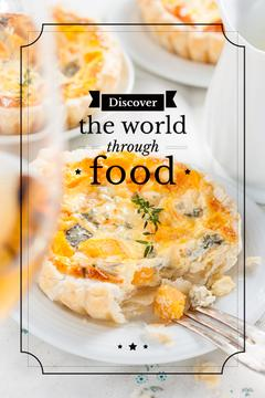 Discover the world through food