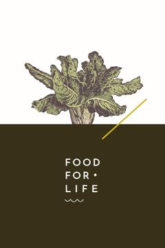 Food for life with cabbage