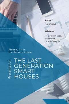 Presentation for smart houses expo