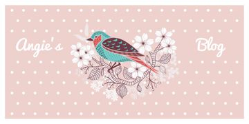 Female blog illustration