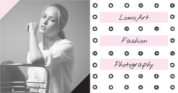 Fashion photography with posing Woman