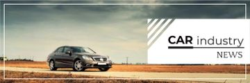 Car industry news banner