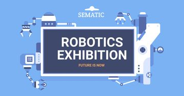 Robotics exhibition announcement