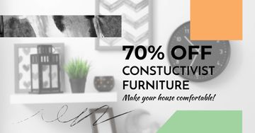 Constructivist furniture sale