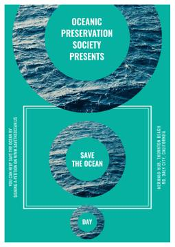 Save the ocean event Annoucement