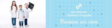 Children's hospital Ad