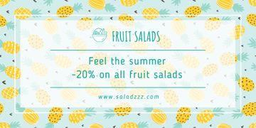 Fruit salads sale