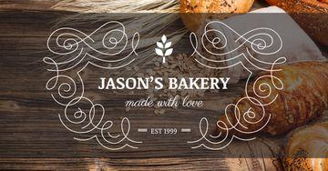 Jason's bakery advertisement