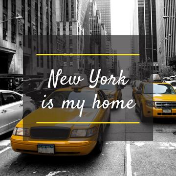 New York with Cabs
