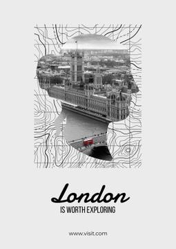 London tour advertisement