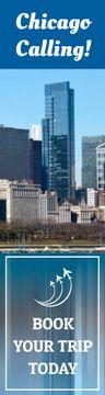 Chicago trip banner