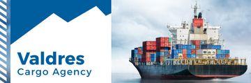 Cargo agency advertisement