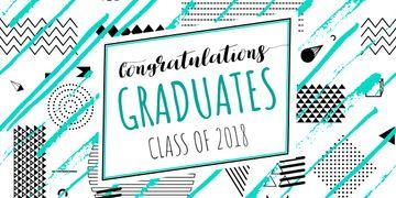 Congratulations graduates card