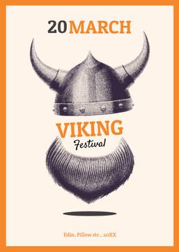 Viking festival announcement