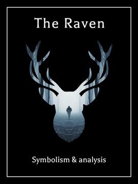Artistic Raven Silhouette