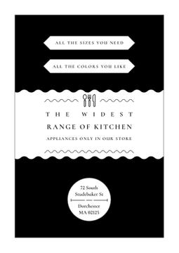 Kitchen appliances store