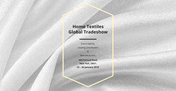 Home textiles global tradeshow
