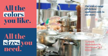 Kitchen appliances store Offer