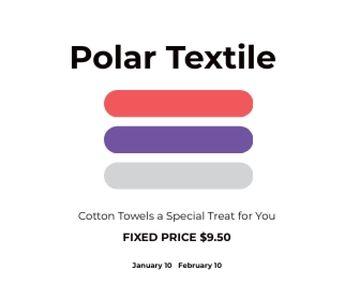 Polar textile shop