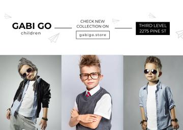 Gabi Go children clothing store