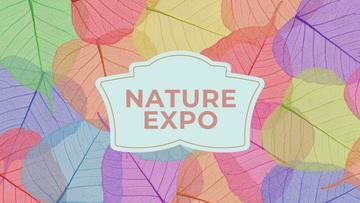 Nature Expo Annoucement