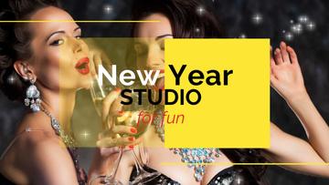 New Year studio